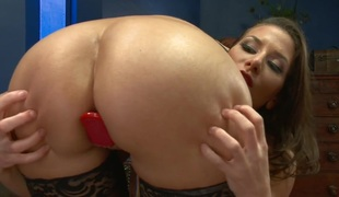 Anal Lesbos with Ariel X and Syren De Mer
