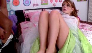 ass babe vakker stor rumpe stor kuk kuk sjarmerende kjole hjem slikke