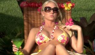 ass babe vakker blonde kropp sjarmerende lesbisk massasje olje kjønn