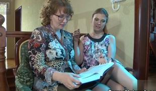 GirlsForMatures Video: Flo and Alana