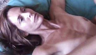 Mature lady asks for butt sex sex