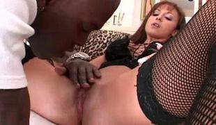 Sexy as Sheol mother i`d like to fuck gets ploughed by disastrous cock