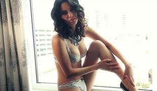 Samantha Leon posing be incumbent on Playboy