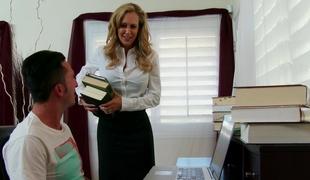 My 1st teacher Mrs. Brandi Love