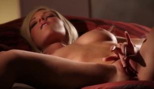blonde puling glamor ben munn fitte kjønn sexy barbert slank
