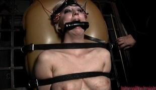 bdsm blonde bondage nærhet dominans fetish fitte kjønn slave leketøy